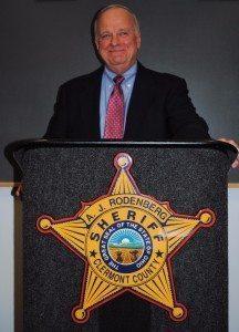Sheriff Rodenberg