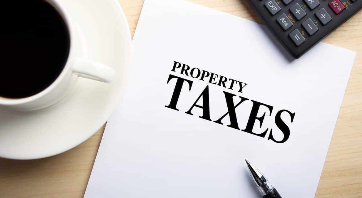Real Property Taxes Person County