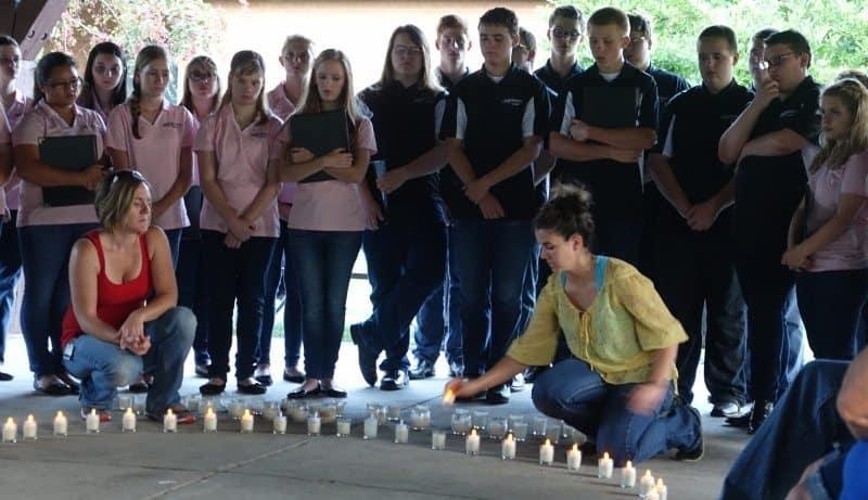 Candlelight Vigil 2014