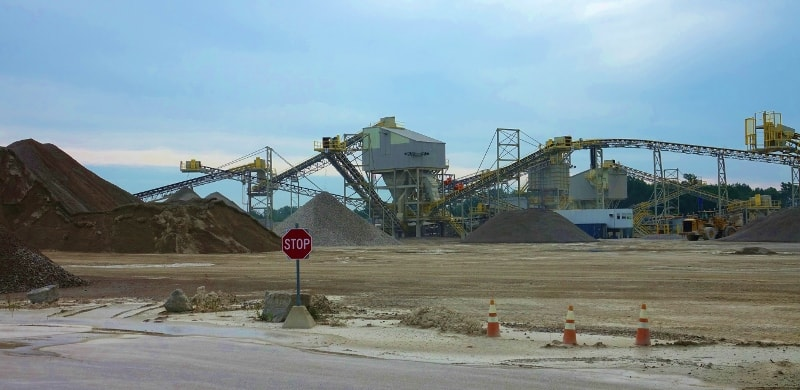 Taking a tour of Clermont County's limestone mine